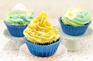 Stock Photo of cupcakes