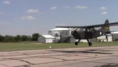 L-5 Fly By Stock Footage