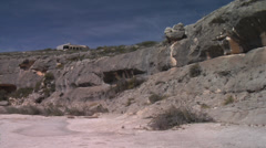 Seminole Canyon State Park and Historic Site - Texas Stock Footage