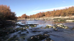 Arkansas River Colorado - stock footage