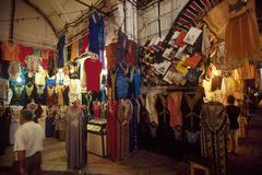 Tunisia,Tunis City The Medina Stock Photos