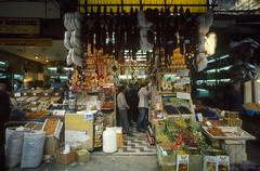 Turkki, Istanbul, ruokakauppa Kuvituskuvat
