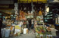 Stock Photo of Turkey, Istanbul, food shop