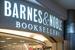 Barnes and noble in mall of america Stock Photos