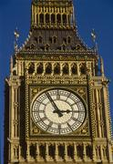Great Britain, London, Big Ben - stock photo
