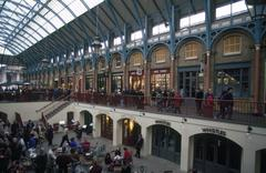 UK, England, London Covent Garden - stock photo