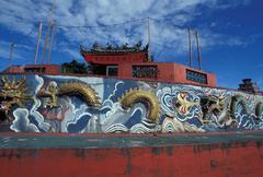 Malayia, Sarawak, Kuching - stock photo
