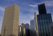 Stock Photo of USA Los Angeles downtown Los Angeles, California,