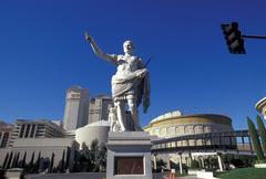 USA, Nevada, Las Vegas, Caesar's Palace - stock photo