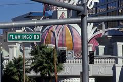 USA, Nevada, Las Vegas, The Strip Stock Photos