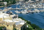 Stock Photo of Italy, Sardinia, Porto Cervo, the harbour