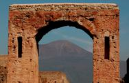 Stock Photo of Italy, Campania, Pompei, the roman ruins