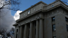Prescott Courthouse Stock Footage
