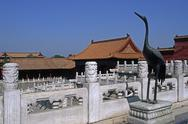 Stock Photo of Asia,China,Beijing, Forbidden City
