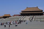 Stock Photo of Asia,China, Beijing, The Forbidden City, Palace Imperial