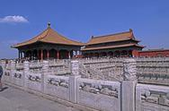 Stock Photo of Asia,China, Beijing, The Forbidden City