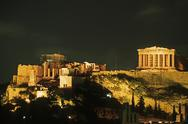 Stock Photo of Europe,Greece,Athens,Acropolis