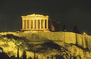 Stock Photo of Europe,Greece,Athens,Acropolis, Parthenon