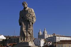 Stock Photo of Portugal, Lisbon, Alfama quarter