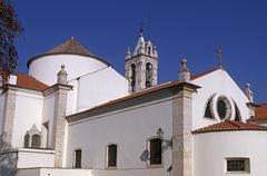 Portugal, Lisbon, Sao Domingo church - stock photo