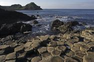 Stock Photo of Giants Causeway, County Antrim, Northern Ireland