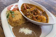 Mexican Platter Stock Photos