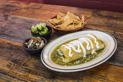 Burrito Stock Photos