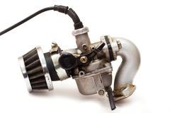 Carburettor Stock Photos