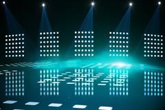 Stock Illustration of Cool nightlife lights