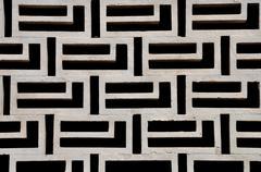 Rectanges geometrinen kuvio Kuvituskuvat