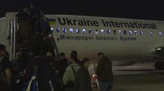 Kiev Ukraine Stock Footage