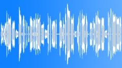Jolly cartoon crooner Sound Effect