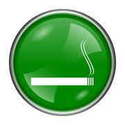 Stock Illustration of cigarette icon