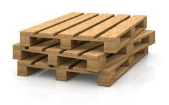 Stock Illustration of pallet