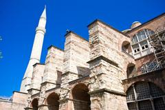 Stock Photo of Hagia Sophia