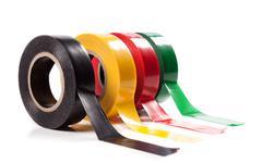 Adhesive tape Stock Photos
