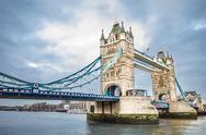 Stock Photo of Tower Bridge