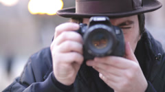 Paparazzi Stock Footage