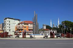 Shkoder albania Stock Photos