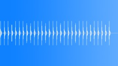 sound - data tapping - sound effect