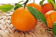 Stock Photo of mandarin oranges