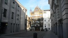 Brussels, Belgium Stock Footage