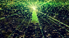 Christmas Background 2 Stock Footage