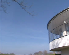 Pan Kornhaus restaurant and pub, design by Carl Fieger Stock Footage