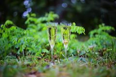 Stock Photo of champagne