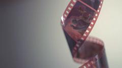 film strip - stock footage