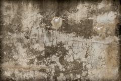 plaster grunge - stock photo