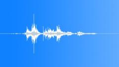 Plain metal sheet Sound Effect