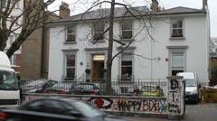 Abbey Road Studios Stock Footage
