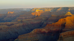 SUNRISE AT HOPI POINT – PANORAMIC (PAN) # 3 Stock Footage